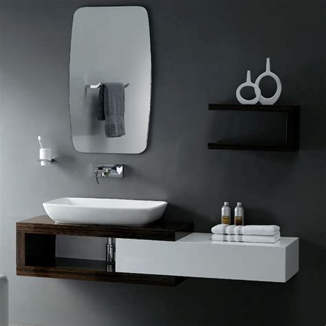 bathroom vanities modern contemporary surprising