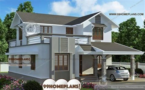 south facing house plans indian style  story modern
