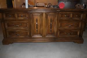 diy dresser refinishing domestic