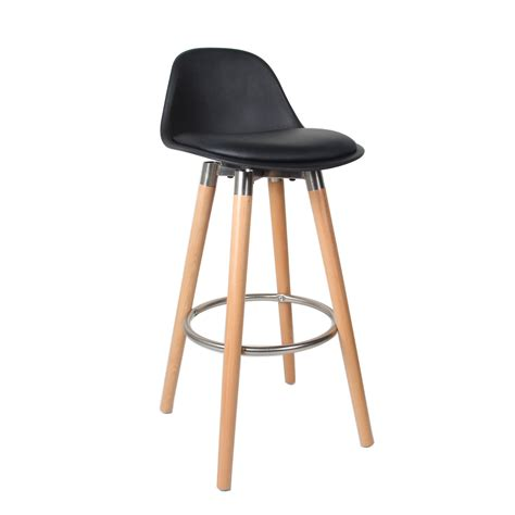 Leroy Merlin Tabouret De Bar by Lot De 2 Tabourets Lam Noir Leroy Merlin