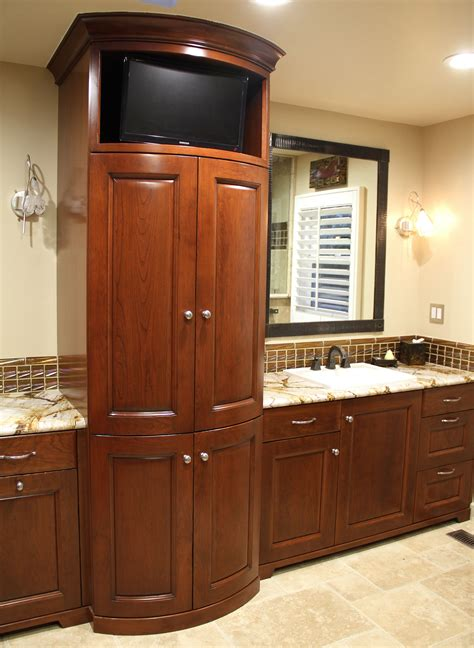 Bathroom Cabinets Wood Cage Design Buildselecting Bathroom And Kitchen Cabinet Wood