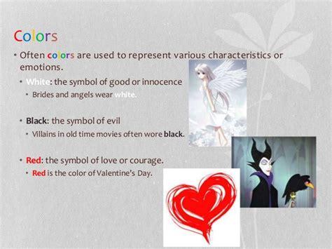 color symbolism in literature symbolism exles of symbols and symbols used in literature