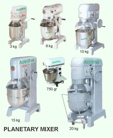 Mixer Planetary Murah mixer