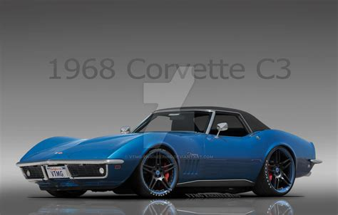 corvette engineering 1968 corvette by vtmg engineering on deviantart