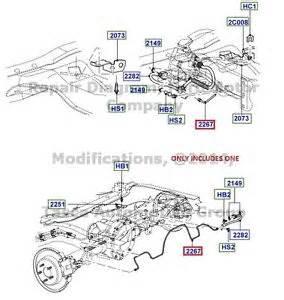 Brake Line Diagram For 1994 Ford Explorer New Oem Rh Side Rear Brake Line Explorer Sport 2 Door