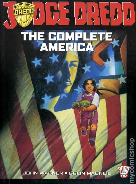 judge dredd the complete b075tfbvz8 judge dredd the complete america tpb 2003 titan 2000 ad comic books