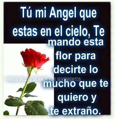 imagenes de luto para mi hermano mi angel del cielo para mi 225 ngel personal que est 225 en