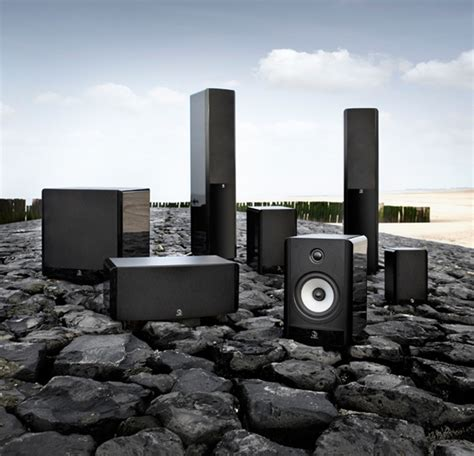 boston acoustics a series 5 1 home theater speakers