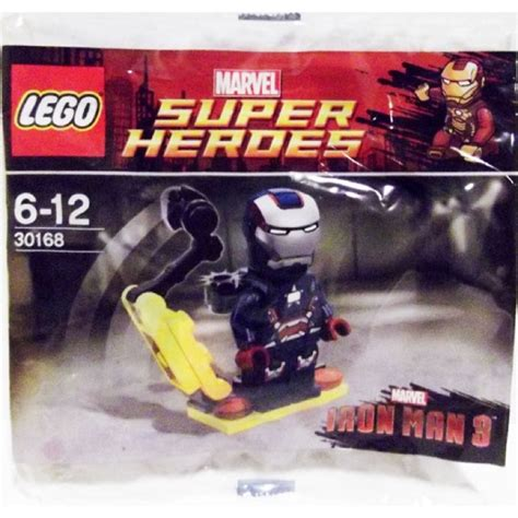 Lego Heroes 30168 Gun Mounting System Polybag marvel page 2