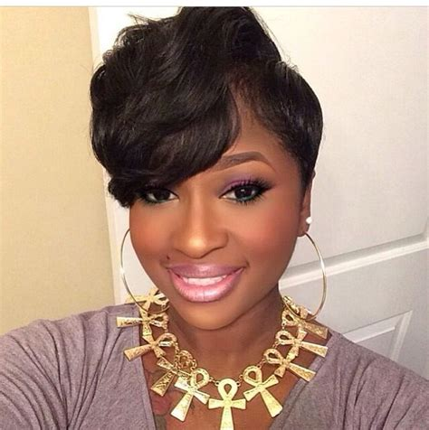 weavon styles picture short the best short hairstyles in nigeria you need to try