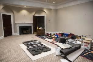 President Trump Oval Office White House Renovations About Halfway Complete Upi Com
