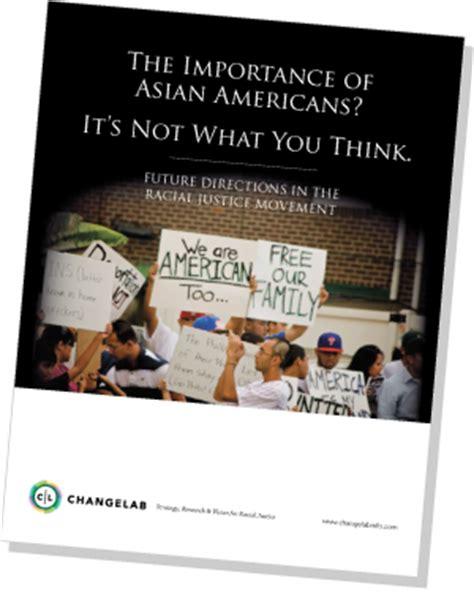 Asian American Movement Essay by Changelab
