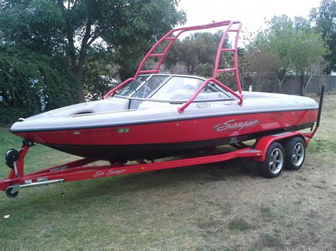 sanger boats v215 sanger v215 boat for sale from usa