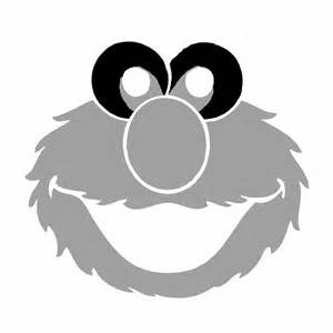 elmo pumpkin template elmo pumpkin pattern pumpkins