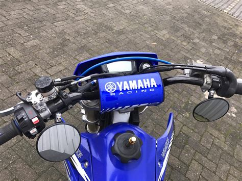Motorradhandel Niedersachsen by Umgebautes Motorrad Yamaha Wr 450 F Von Hartmut Eils