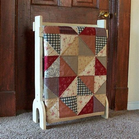 Free Standing Quilt Display Hangers Primitive Quilt Rack Free Standing Blanket Storage By Sawdusty 70 00 All Things Prim