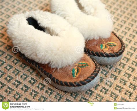 warm house slippers warm house slippers royalty free stock photo image 23071665