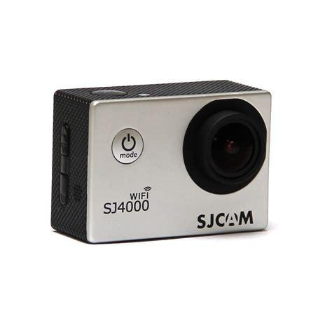 Kamera Sjcam Sj4000 Wifi kamera sportowa sj4000 sjcam wifi fullhd 1080p srebrna dobra cena sklep internetowy sempler