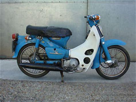 honda c90 c 90 90cc step thru moped classic 1980