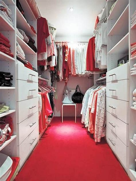 walk in closet small walk in closet ideas for girls and women