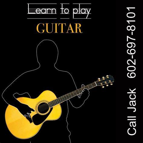 tutorial guitar your call call jack 602 697 8101 20 hour guitar lessons phoenix az
