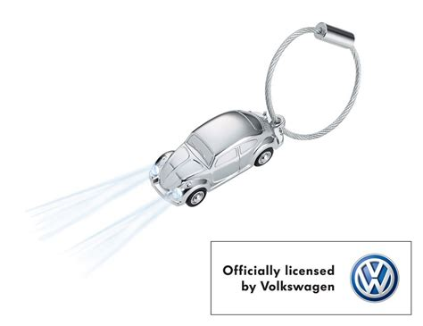 bug house youthmax loop troika vw bug led light keychain nail friendly design