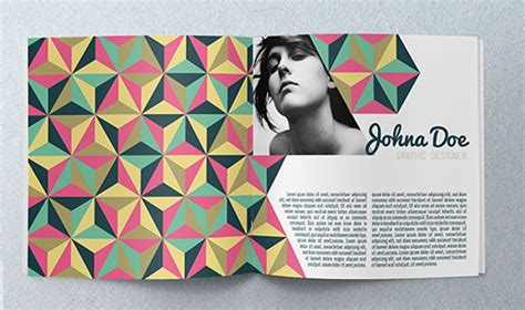 25 Really Beautiful Brochure Designs Templates For Inspiration Cool Portfolio Templates