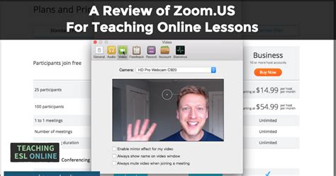 english tutorial online website a review of zoom us for teaching online lessons teaching