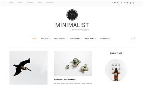 blogger themes 2015 minimalist free blogger templates themexpose