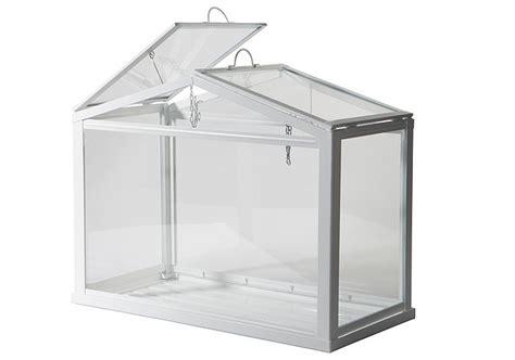 ikea mini greenhouse ikea s miniature greenhouse lets anyone create their own