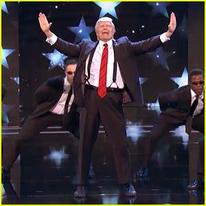 donald trump singing singing trump performs backstreet boys medley on