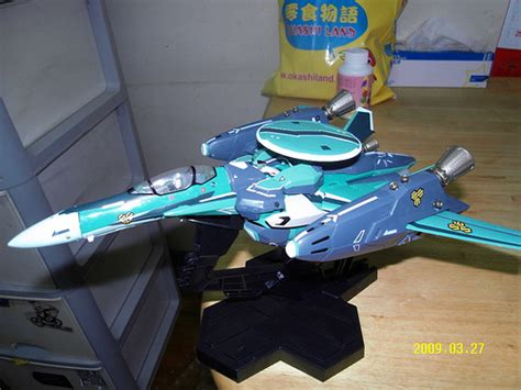 lucu custom tamashii macross frontier dx rvf 25 luca custom released
