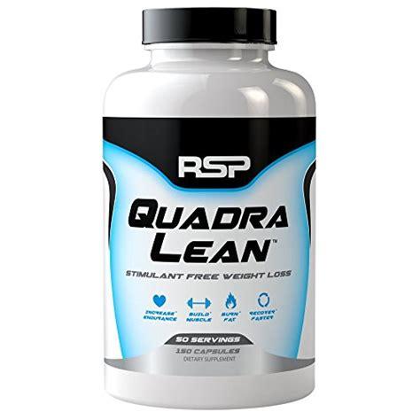 New Suplemen Fitness Rsp Quadralean 180 Caps Quadra Lean Thermogenic 1 quadralean vs leanmode supplement reviews comparison hub