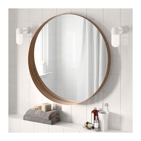 ikea mirror stockholm mirror walnut veneer 80 cm ikea