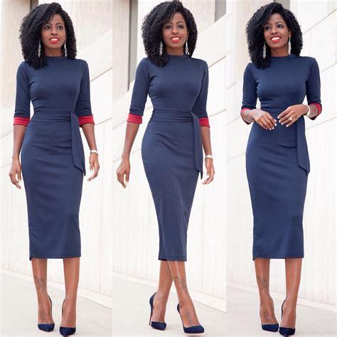 My Style Midi Dress contrast sleeve midi dress my style midi