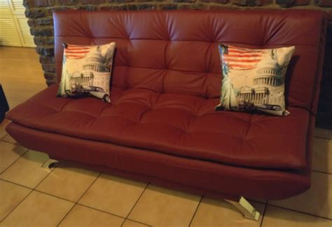 sleeper couches pretoria brand new leather sleeper couches centurion lounge