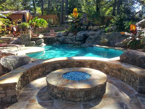 pool fire pit 10 best fire pit accessories hgtv s decorating design