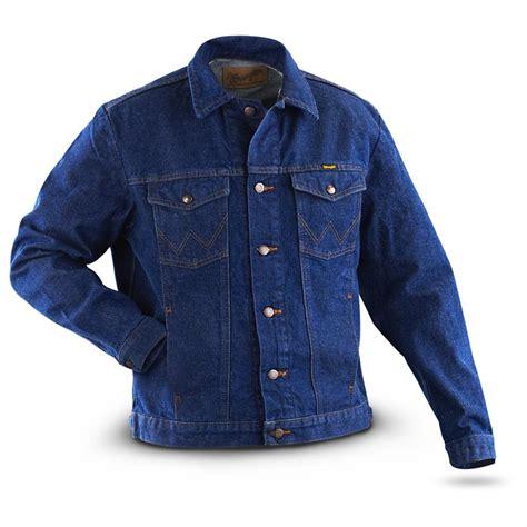 Denim Jackets For by S Wrangler Unlined Denim Jean Jacket 299484