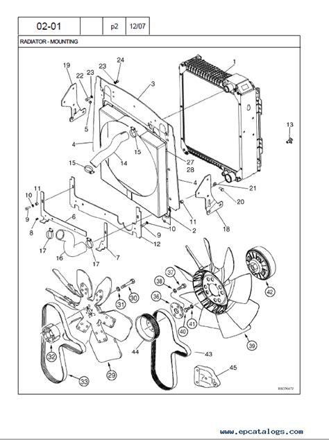 Case 580m Series 3 Loader Backhoe Parts Catalog Pdf