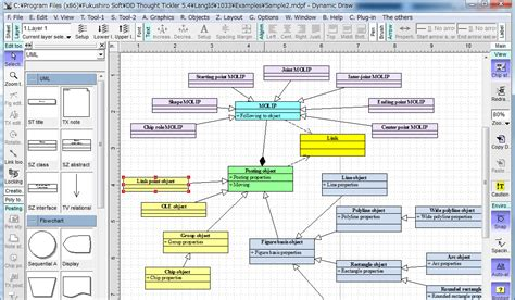 software design grafis vektor dynamic draw v5 6 0 editor grafis vektor aplikasi