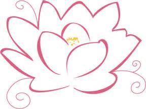 Lotus Flower Stencils Stencil Lotus Clipart Best