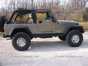 Jeep Lj The Jeep Wrangler Jeep Lj Lift Pics