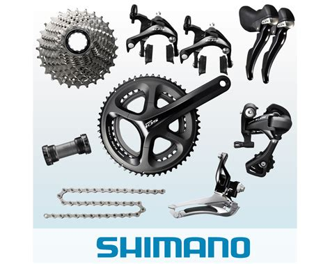 shimano 105 group set 5800 shimano 105 5800 11 speed groupset black merlin cycles