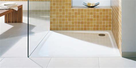 piatto doccia a filo pavimento piatto doccia filo pavimento superplan kaldewei italia