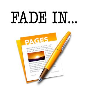 script template for apple pages apple pages 5 screenplay format futurefilmmaking