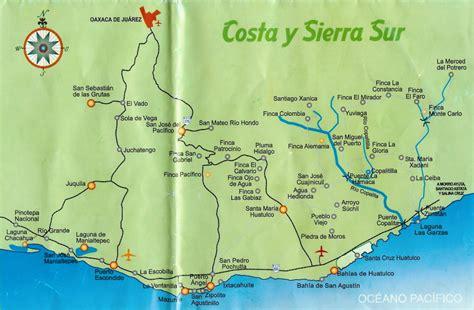 san jose pacifico map como llegar el hotel adoquin zipolite