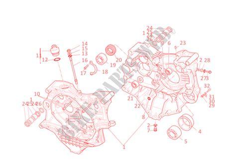 Motorrad Ducati Testastretta 11 by Paar Gehausehalften Monster S4r Testastretta Monster S4r