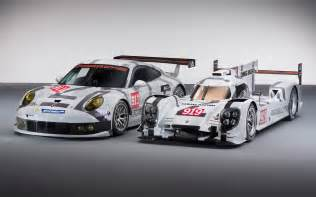 Porsche Winner 2015 Porsche 919 Hybrid Le Mans Winner Wallpaper Hd Car