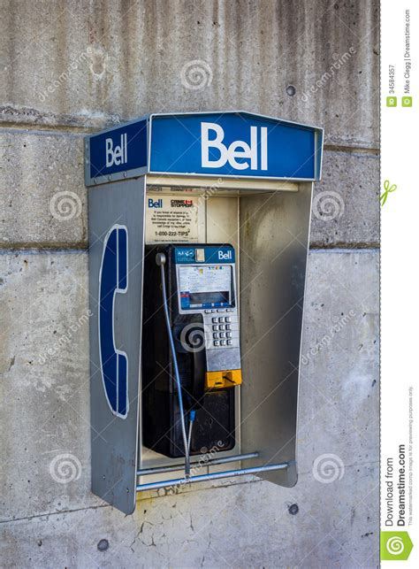 bell public telephone editorial photography image  telephone