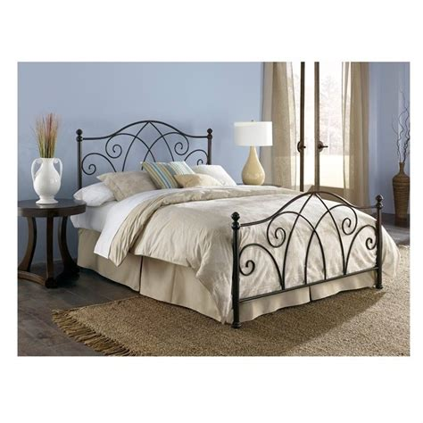 bed in brown sparkle b11a1x